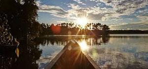 sandoval lake lodge - sandoval lake reserve - amazon peru - wildlife peru