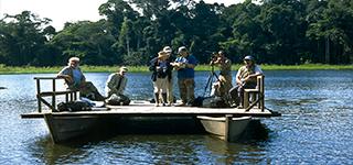 Wildlife Travel Sandoval Lake Lodge