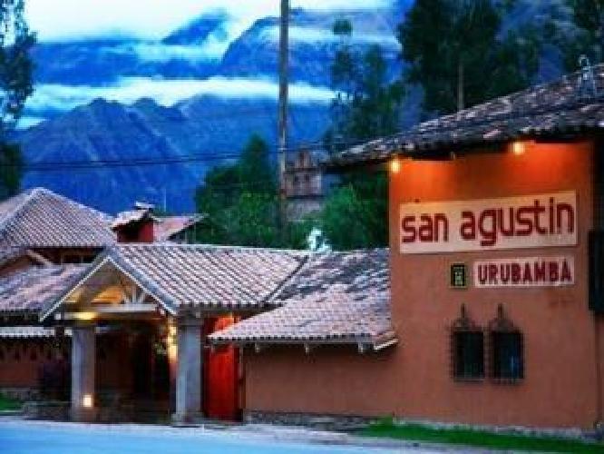 Hotel San Agustin Urubamba - sandoval lake lodge