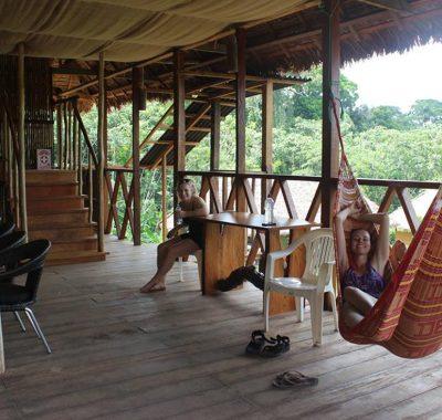 lodge tambopata inn sandoval lake lodge reserve peru