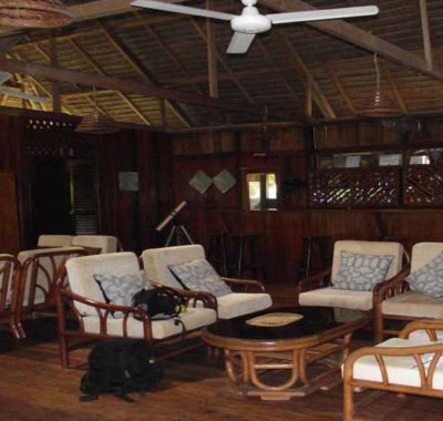 sandoval lake albergue lodge tambopata peru amazon