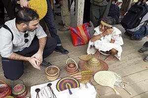 Amazon Trips Native People sandoval lake lodge