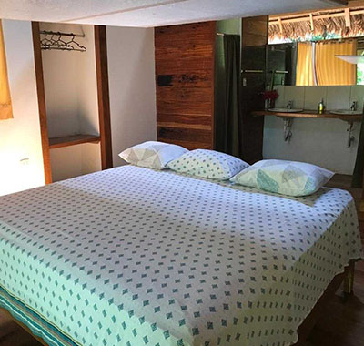 Refuge Sandoval Lake + Tambopata Lodge Inn
