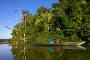 maloka sandoval lake lodge rainforest expeditions