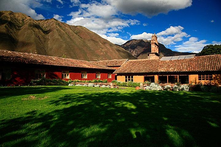 Hotel San Agustin Monasterio de la Recoleta sandoval lake lodge