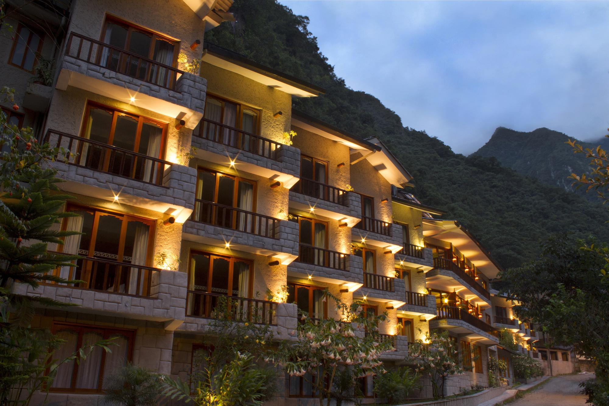 Hotel Sumaq Machupicchu sandoval lake lodge
