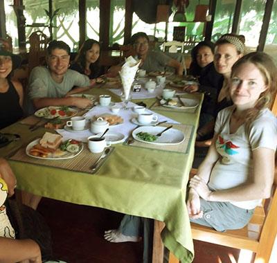 sandoval lake resort tambopata reserve lodge